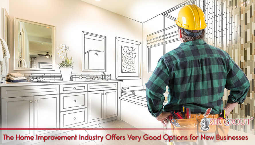 Man Dreaming of Home Improvement as a Small Business to Start