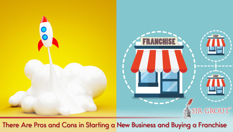 Start Up Vs Franchise when Choosing to Start a Small Business