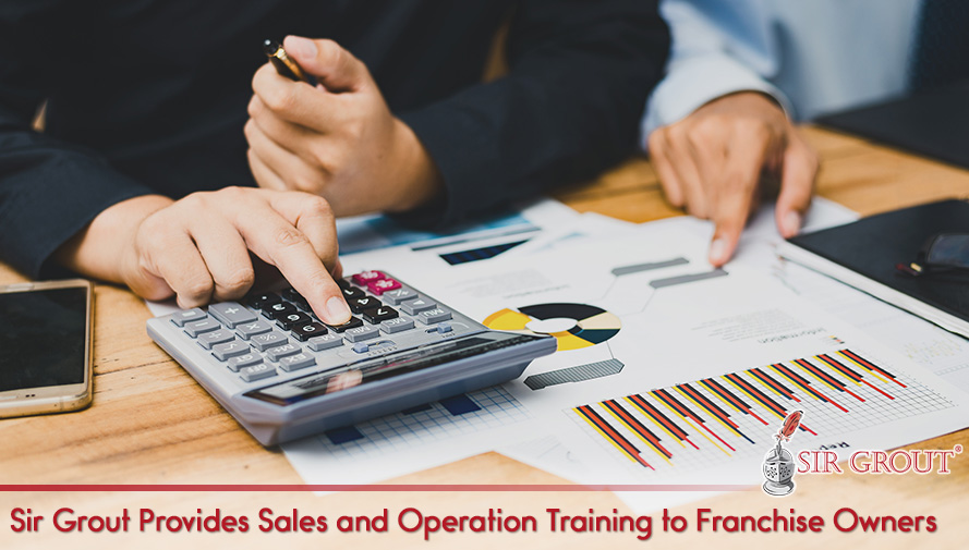 Sir Grout Sales and Operatiosn Training
