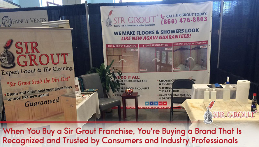 Sir Grout Franchise as a Family Business