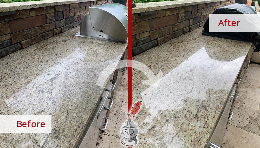 Granite Restoration Countertop