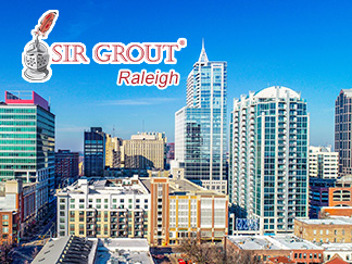 Picture of Raleigh's City Skyline