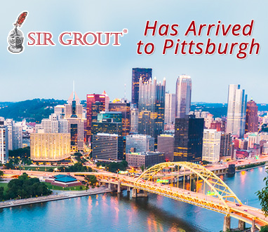 Sir Grout Has Brought Their Remarkable Hard Surface Restoration Services to the Pittsburgh, PA