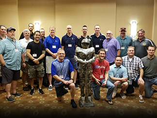 The Best Home Improvement Franchise Sir Grout's Annual Meeting Attendees