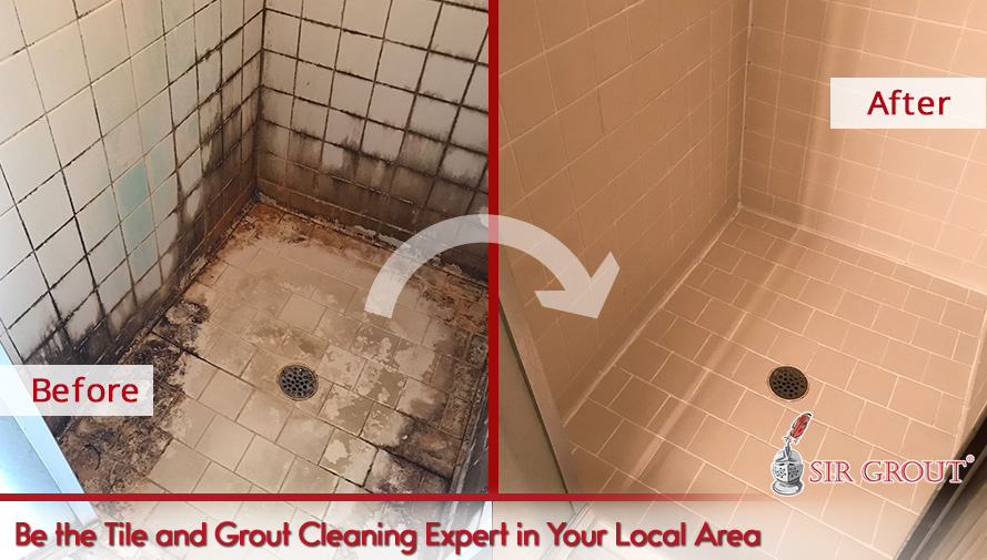 Be the Tile and Grout Cleaning Expert in Your Local Area