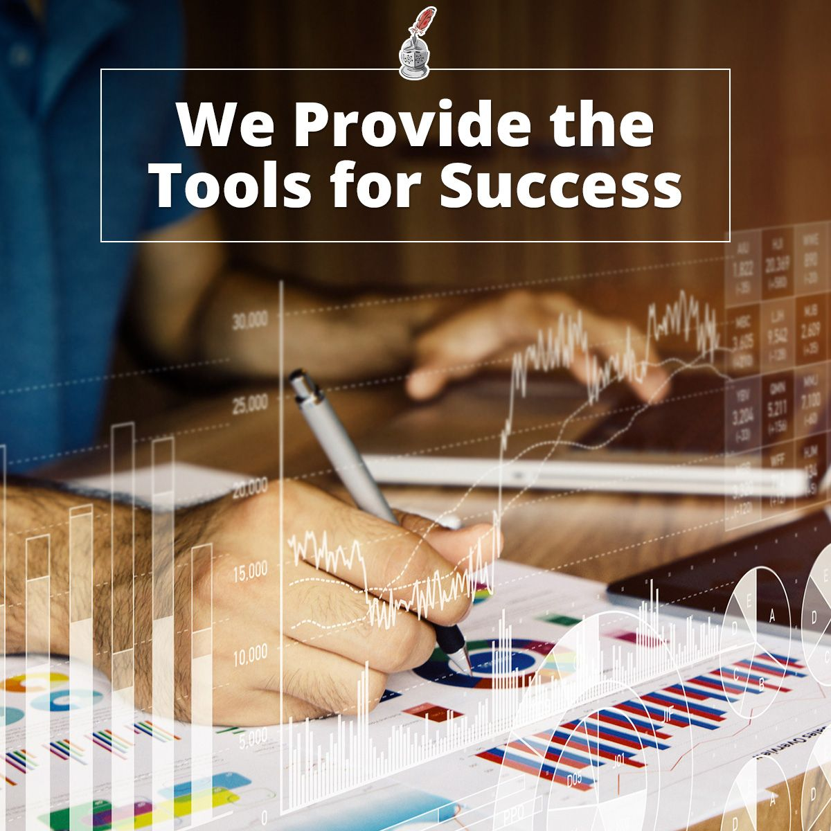 We Provide the Tools for Success