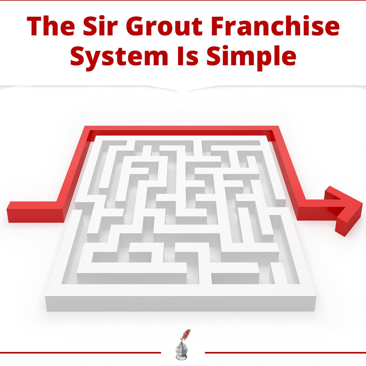 The Sir Grout Franchise System Is Simple
