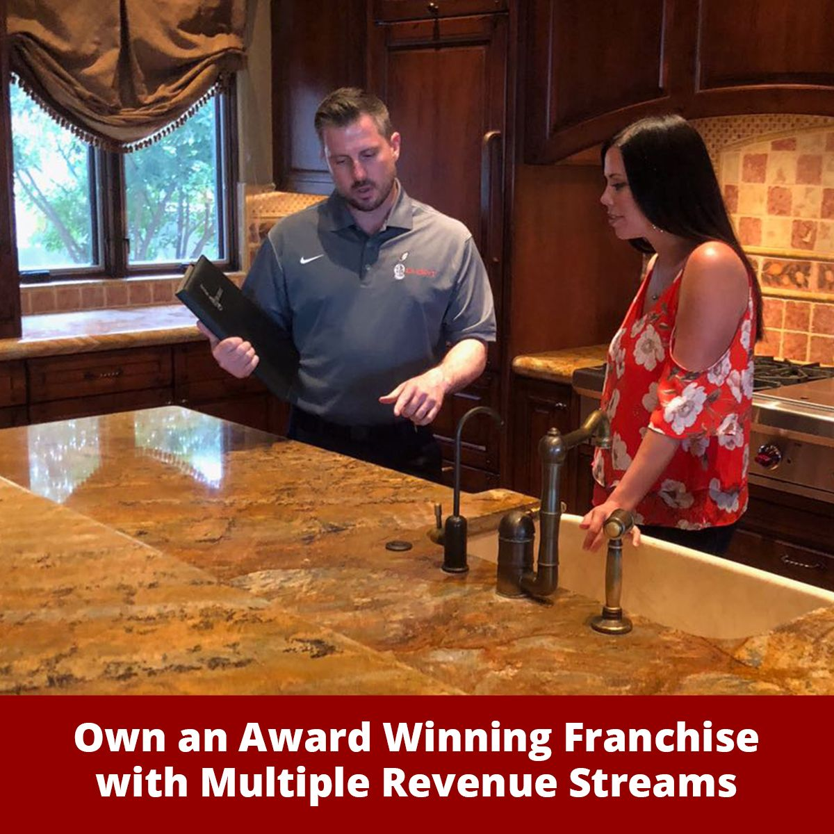 Own an Award Winning Service Franchise with Multiple Revenue Streams